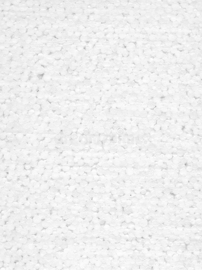 Weißer Styroschaumplankehintergrund lizenzfreies stockfoto