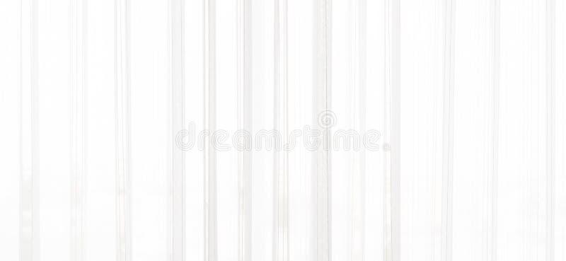 Weißer Vorhanghintergrund stockfotos