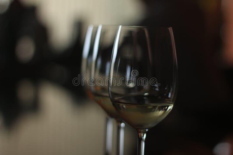 Weißer Wein stockfotos