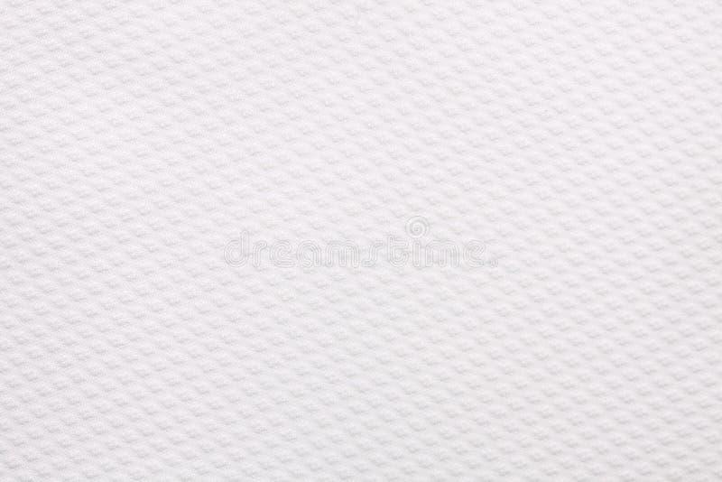 Weißes Gewebe lizenzfreies stockbild
