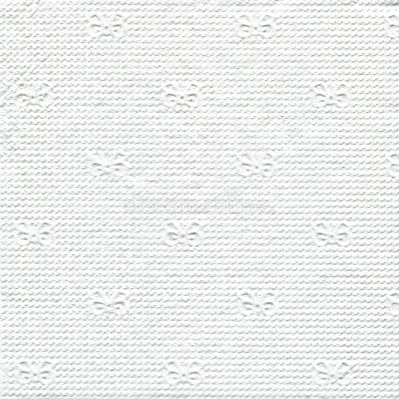 Weißes Küchenpapier lizenzfreies stockbild