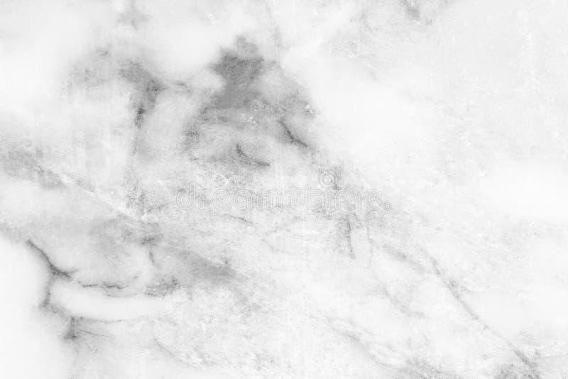 Weißes Marmorbeschaffenheitshintergrundmuster mit hoher Auflösung lizenzfreie stockbilder