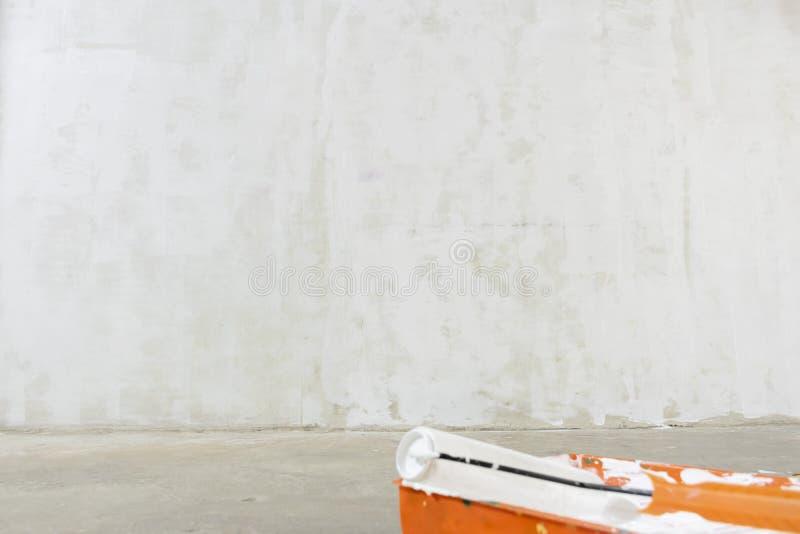 Weißes Zündkapselfarbenkonzept lizenzfreie stockfotos