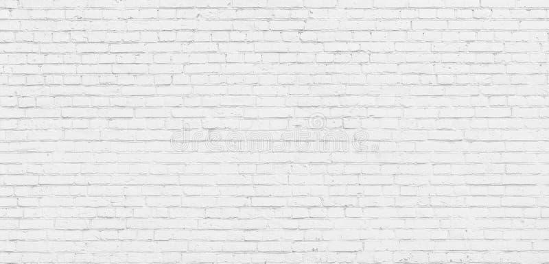 Wei?e Backsteinmauer moderner Hintergrund stockfoto