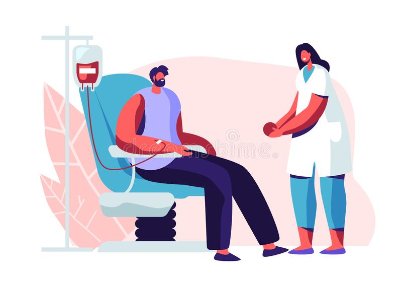 Transfusion, Blut-Spenden-Laborwebsite-Landungs-Seite Frau ...