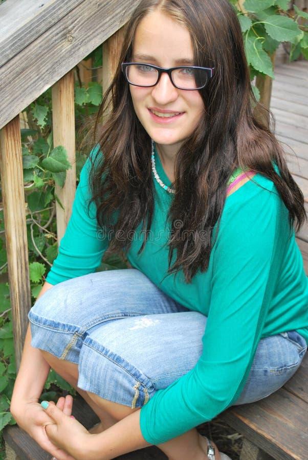 Weibliche Schönheitsausdrücke lizenzfreie stockfotos