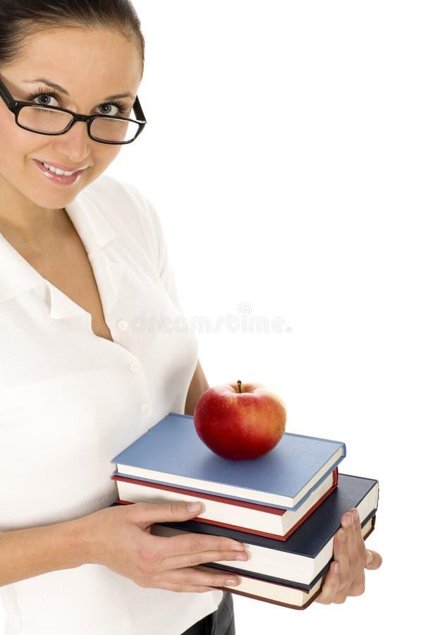Weiblicher Lehrer lizenzfreies stockbild