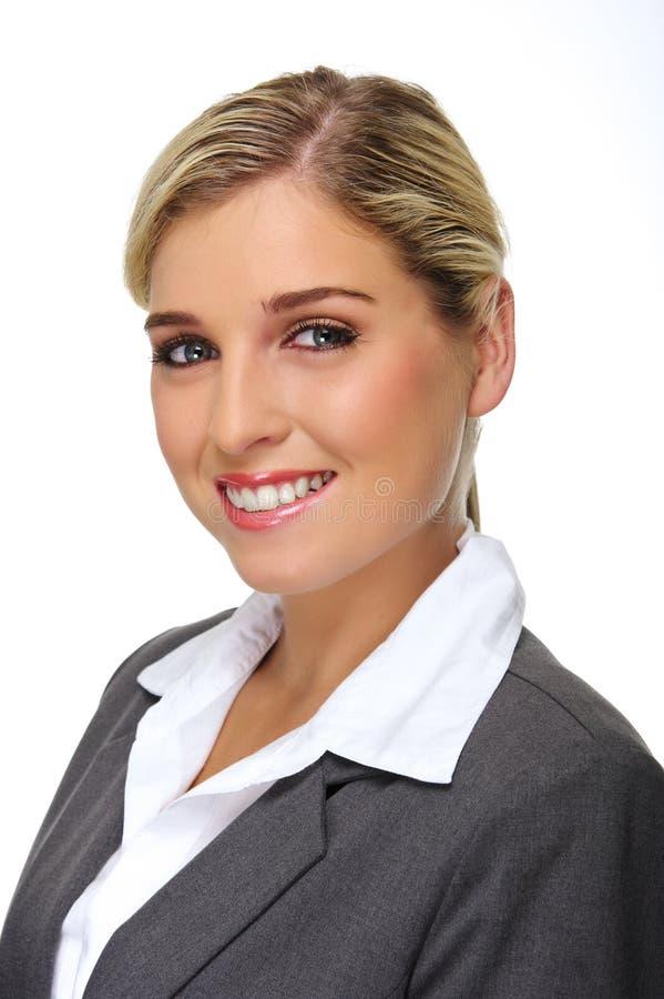 Weibliches Portrait stockfoto