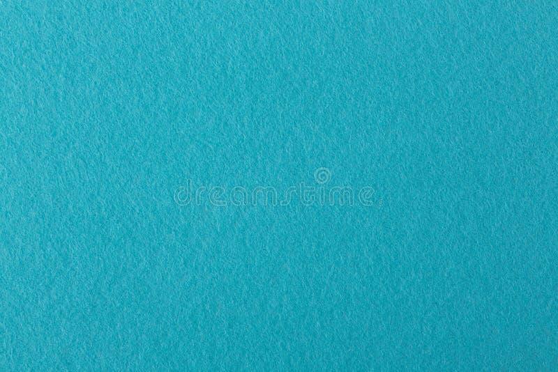 Weich Blau farbiger Filzbeschaffenheitshintergrund Hohes Auflösung-Foto lizenzfreies stockbild