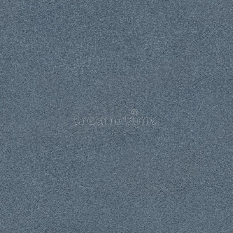 Weiche blaue lederne Beschaffenheit Nahtloser quadratischer Hintergrund, decken bereites mit Ziegeln stockbilder