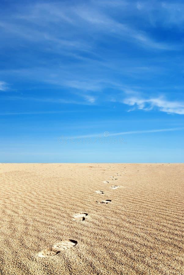 Weicher Sand lizenzfreie stockfotografie