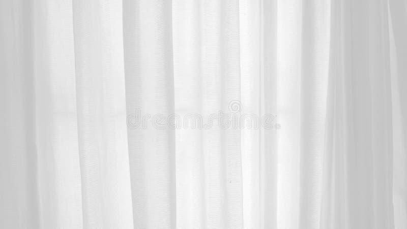 Weichgewebe abstrakte glatte Linien dekorativ Textil moderner Stil Vollrahmen Weiß Hintergrund stockbilder