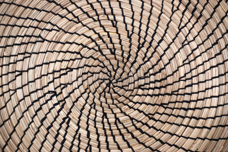 Weidenkorb-Strukturbeschaffenheit lizenzfreies stockfoto