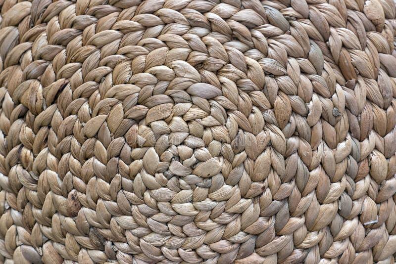 Weidenkorb-Strukturbeschaffenheit stockbilder
