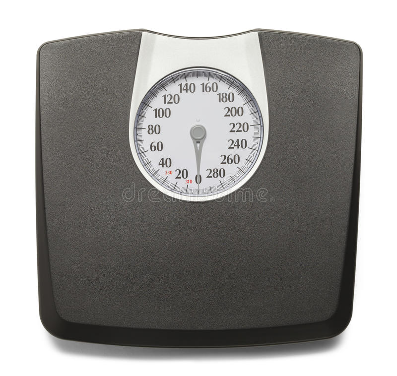 Weigh Scale royalty free stock photo