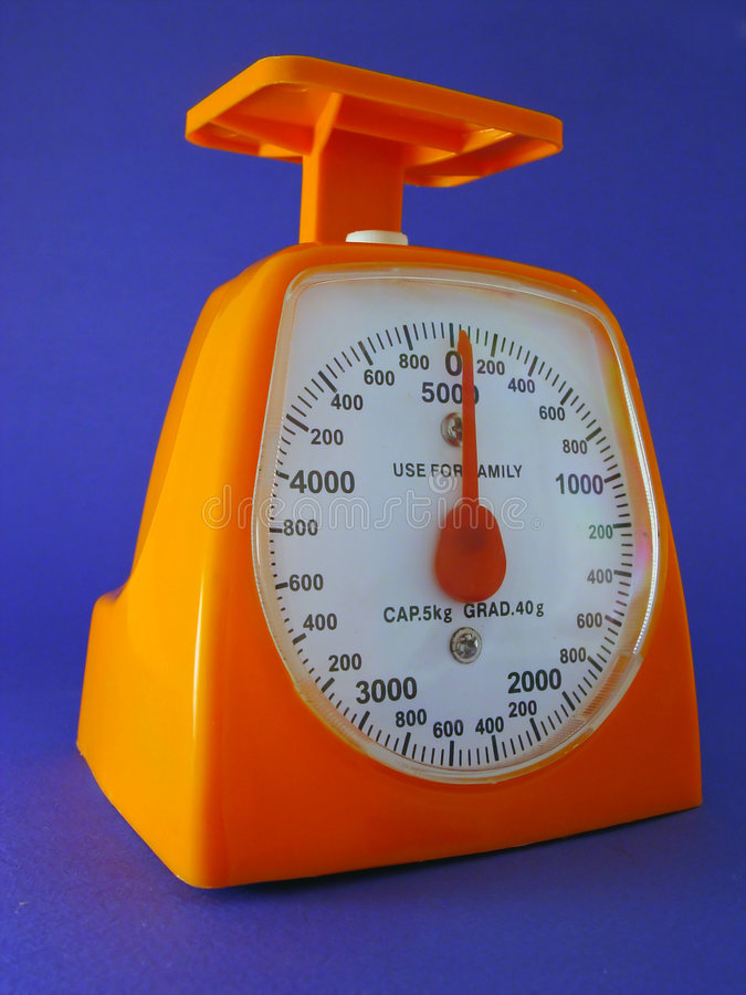 Download Weighing machine stock photo. Image of object, overweight - 83728