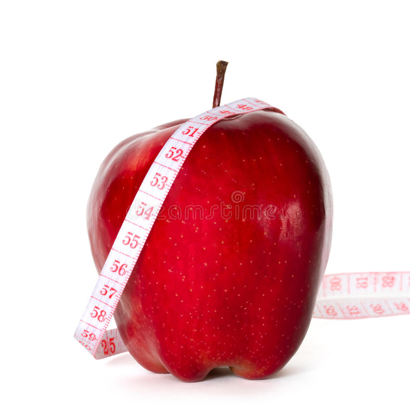 Weight control royalty free stock image
