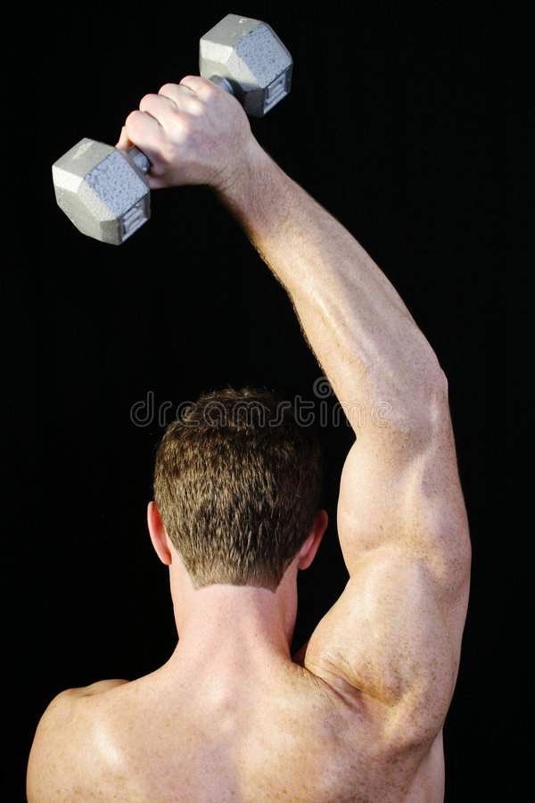 Download Weight Lifter Stock Photos - Image: 1711493