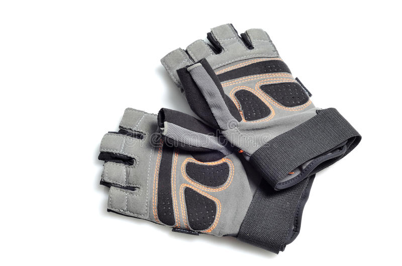 Download Weight lifting gloves stock image. Image of gloves, sports - 14153689