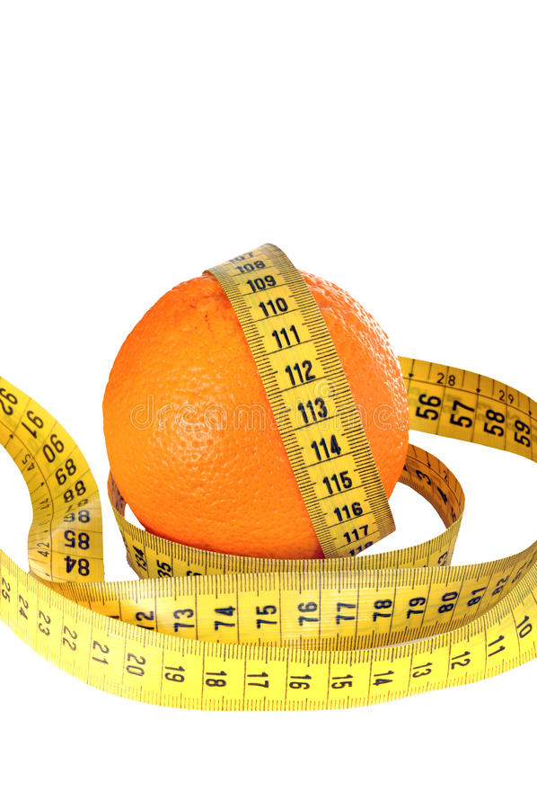 Weight Lose Royalty Free Stock Photos