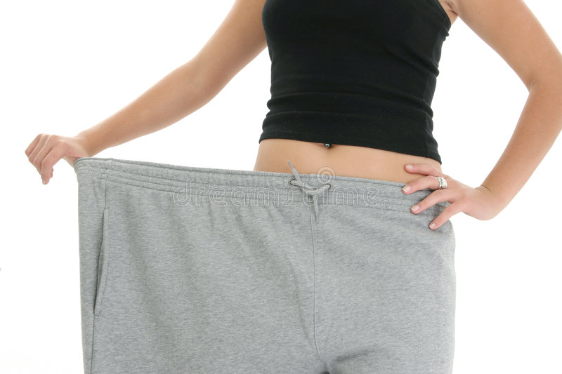 Weight Loss royalty free stock photo