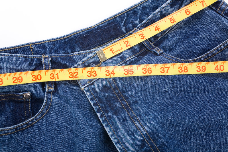 Download Weight loss stock photo. Image of measurement, overweight - 4302086