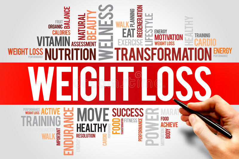 WEIGHT LOSS royalty free stock photos