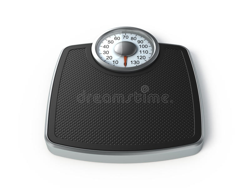 Download Weight Scale stock illustration. Image of slim, weight - 21001817