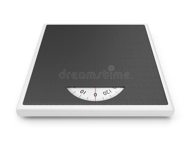 Download Weight scale stock illustration. Image of health, lifestyle - 38802694