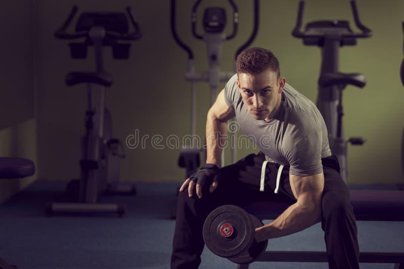 weightlifter imagen de archivo libre de regalías