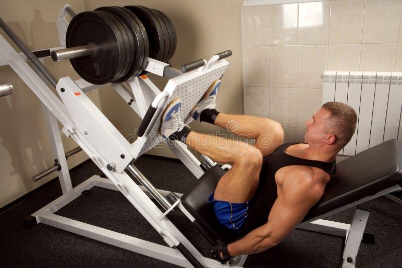 Weightlifting fotografie stock libere da diritti