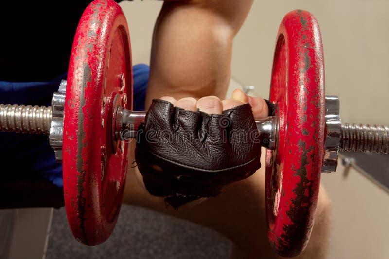 Weightlifting στοκ φωτογραφίες με δικαίωμα ελεύθερης χρήσης