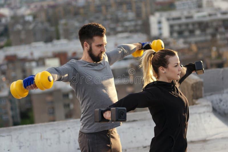 weightlifting fotografía de archivo libre de regalías