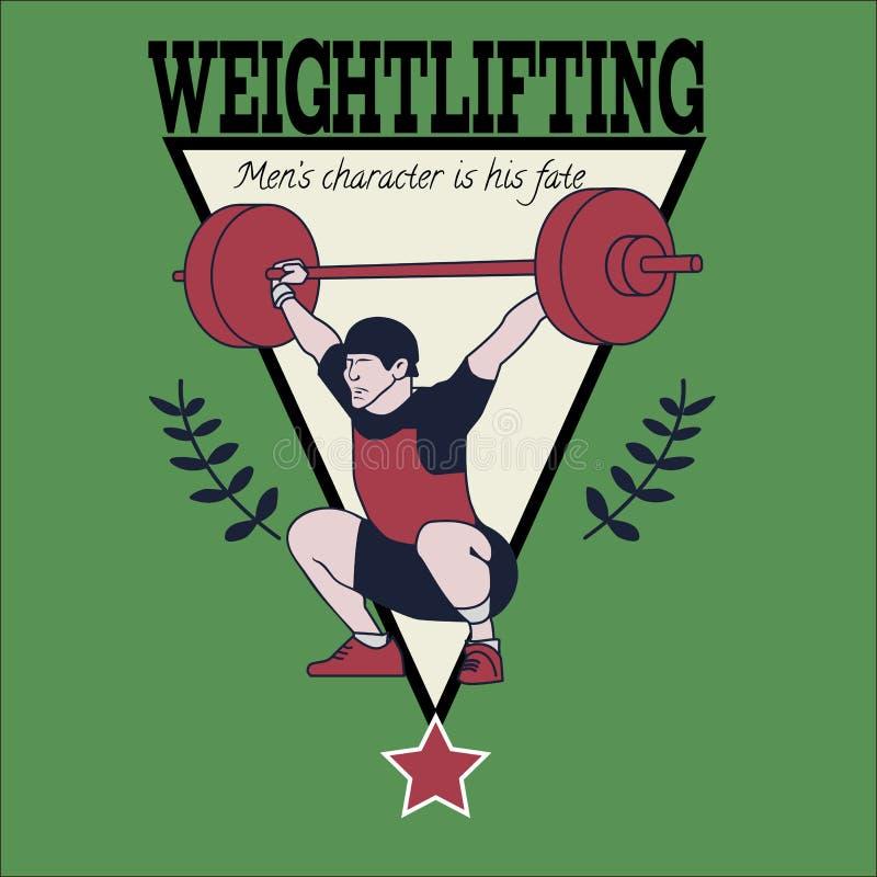 weightlifting fotografía de archivo