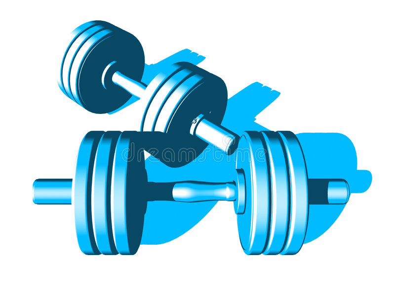 Download Weights stock illustration. Illustration of weights, illustration - 3101274