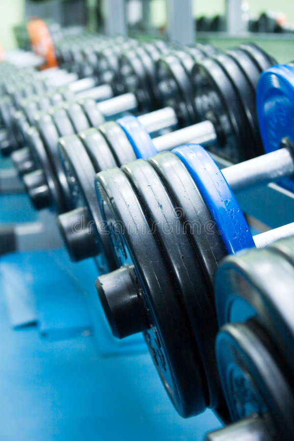 Download Weights Royalty Free Stock Photo - Image: 6166305