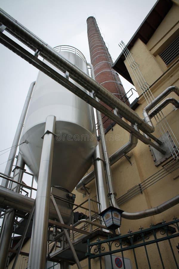 Weihenstephan Brauerei imagen de archivo
