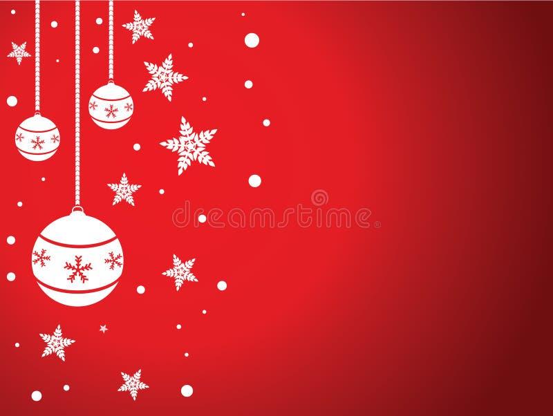 Weihnachten stock abbildung