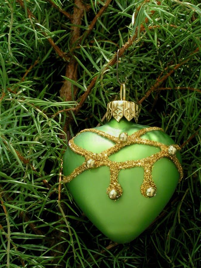 Weihnachten-Baum Dekoration. lizenzfreie stockbilder
