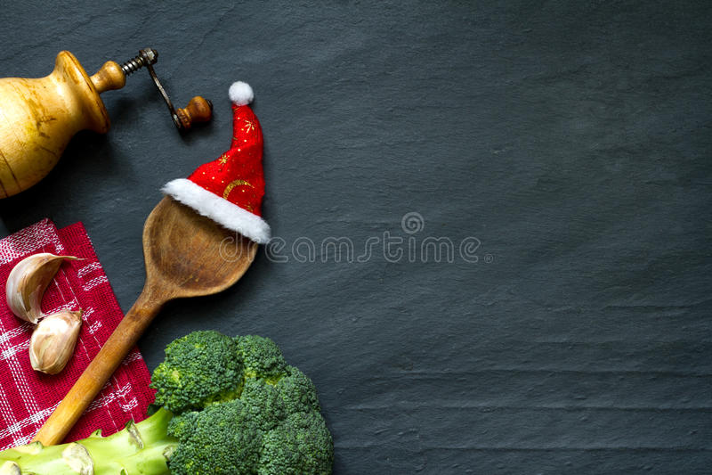 Weihnachten, das abstrakten Lebensmittelhintergrund kocht stockfotos