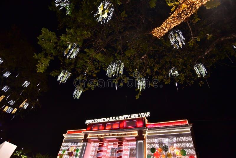 Download Weihnachten In Davao-Stadt, Philippinen Redaktionelles Stockbild - Bild von fall, weihnachten: 106801074