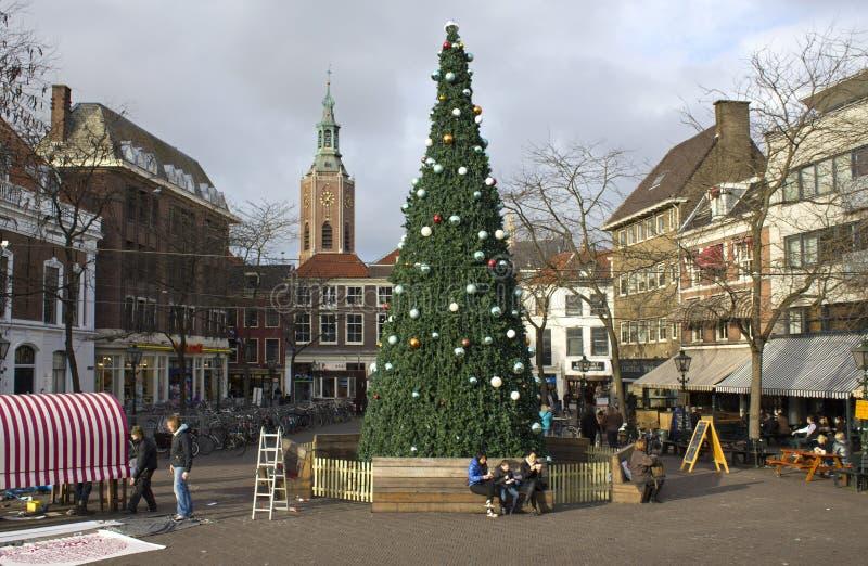 weihnachten in den haag redaktionelles stockbild bild von holland 17403909. Black Bedroom Furniture Sets. Home Design Ideas