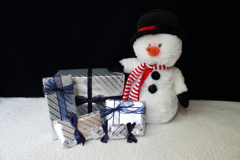 Weihnachten kommt! stockbild