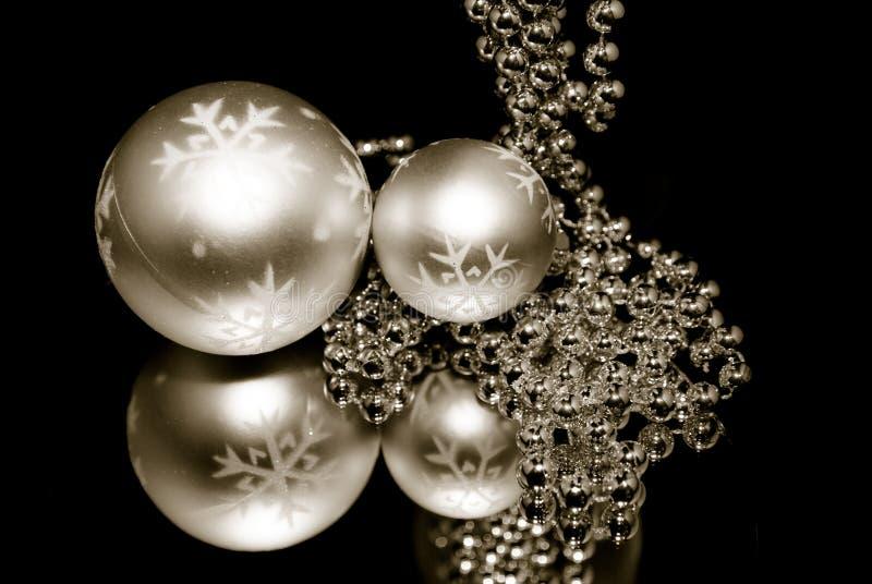 Weihnachten ornaments3 stockbilder