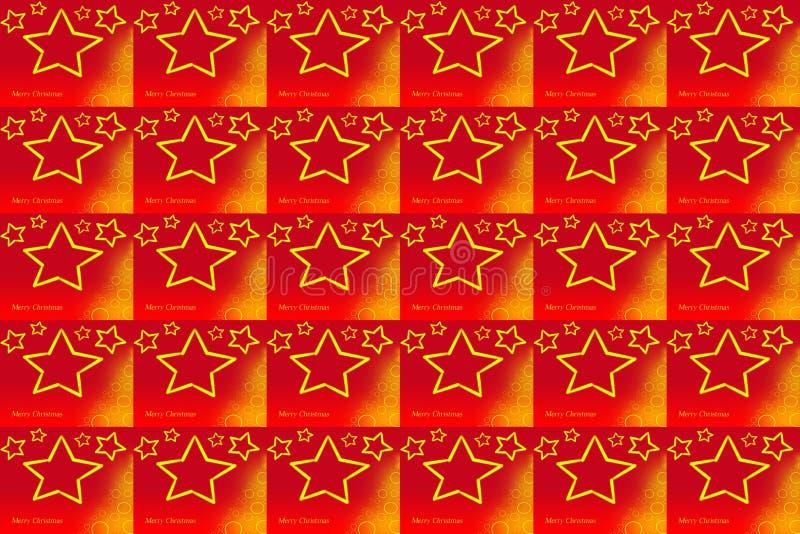 Download Weihnachten Pattern_Red stock abbildung. Illustration von spiel - 12202742