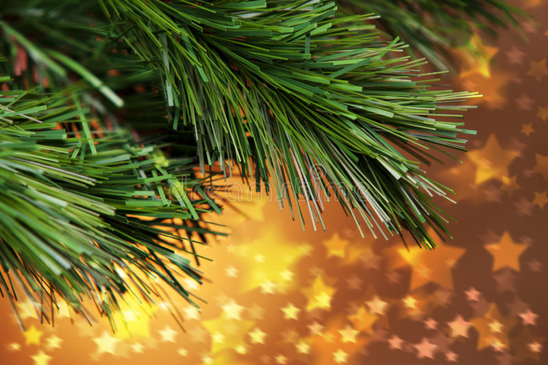 Weihnachten Stars Hintergrund lizenzfreie stockfotografie