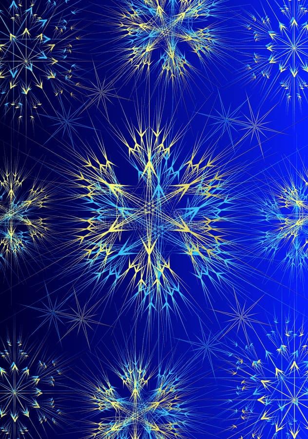 Weihnachten und neues Jahr vektor abbildung