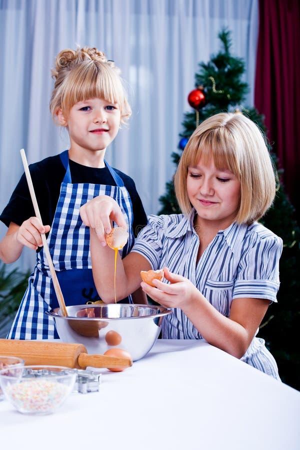 Weihnachtenbackery 4 stockfotografie
