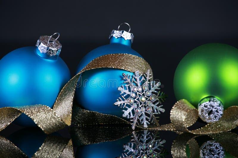 Weihnachtendecrations lizenzfreie stockfotografie