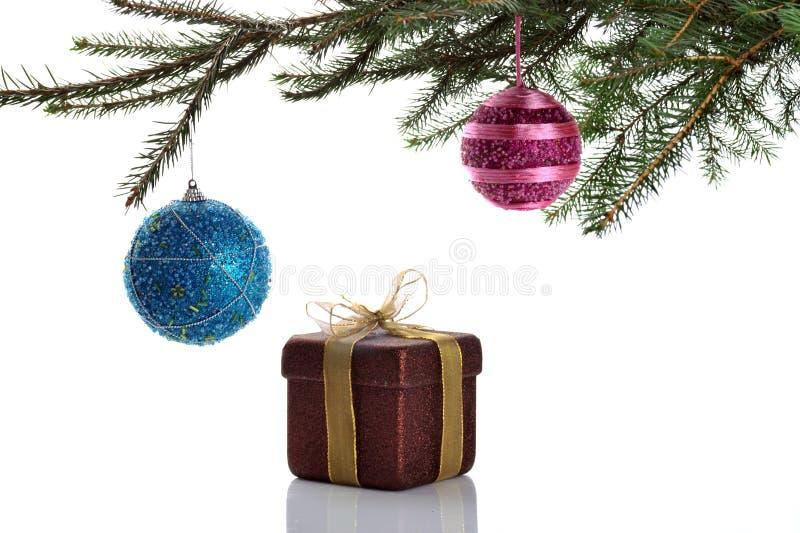 Weihnachtensimbols lizenzfreie stockfotos